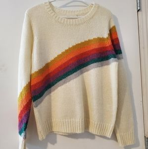 Rainbow Dreamers sweater